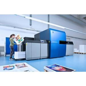 Первая в Польше Konica Minolta AccurioJet KM-1 появилась в Chroma Printing House