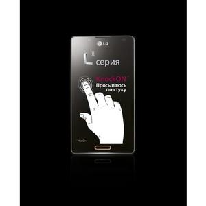 Функция KnockOn появится в смартфонах серии LII от LG c обновлением  программного обеспечения