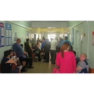 Амурские активисты ОНФ провели мониторинг качества медицинских услуг в районных поликлиниках