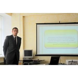 На «Липецкцементе» прошла конференция молодых специалистов