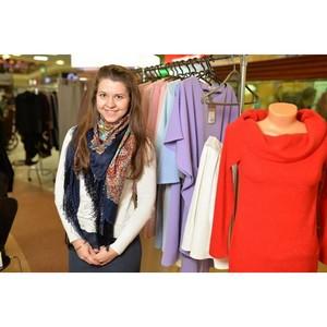 В ТРЦ «Караван» состоялся «Фестиваль новогодних платьев»