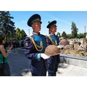 Активисты ОНФ приняли участие в мероприятиях ко Дню памяти и скорби