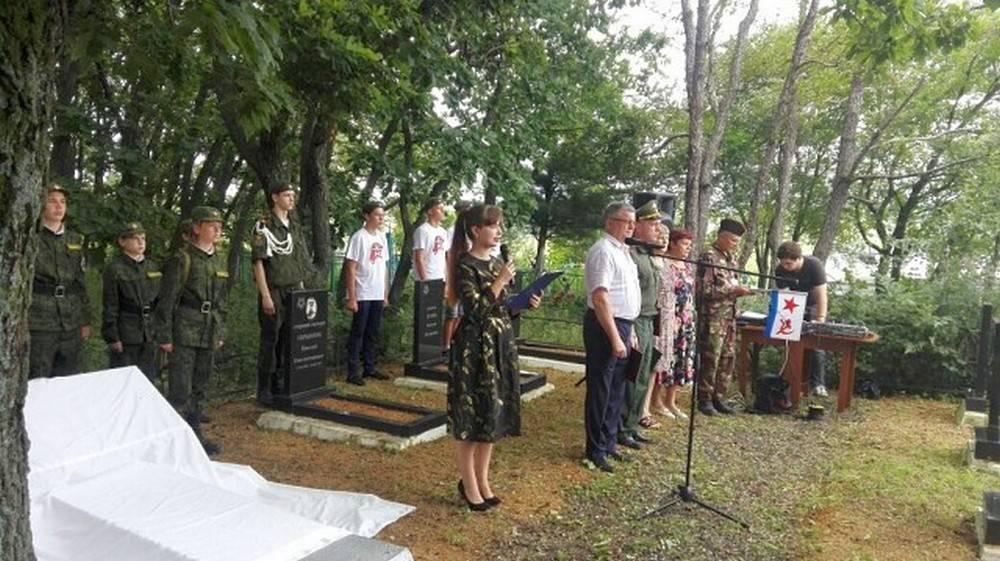 Память еще 42 солдат Советской армии увековечена в с. Сергеевка Пограничного района Приморья