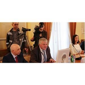 На Уралвагонзаводе состоялось годовое собрание ГЗТО СОСПП