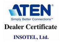 Инсотел: Увеличение гарантийного срока на оборудование Aten с 3-х до 5-ти лет