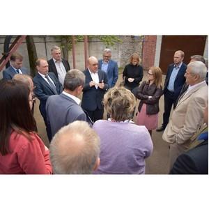Руководители теплоэнергетических предприятий Подмосковья посетили объекты Мытищинской теплосети