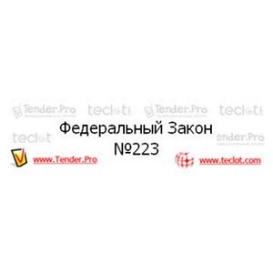 Организация закупок по 223-ФЗ