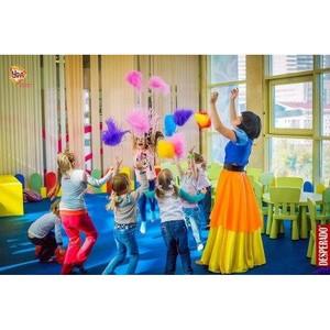 Веселые будни в клубе детских увлечений «Ура» в ТРЦ «Аура»