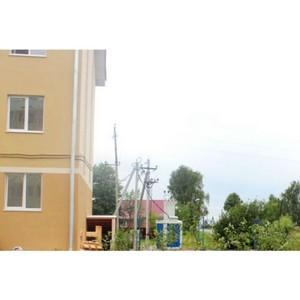 Филиал «Ивэнерго» обеспечил электроснабжение многоквартирного жилого дома в поселке Савино