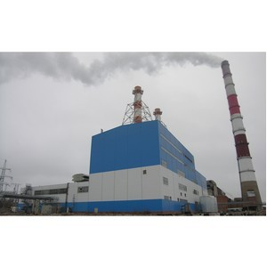 Строительство ПГУ на Алексинской ТЭЦ «Квадры»  на стадии завершения