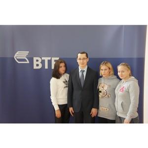 ВТБ поздравляет Владимирскую школу по спортивной гимнастике с 50-летием