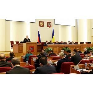 Жители Ростовской области хотят чувствовать себя защищенными