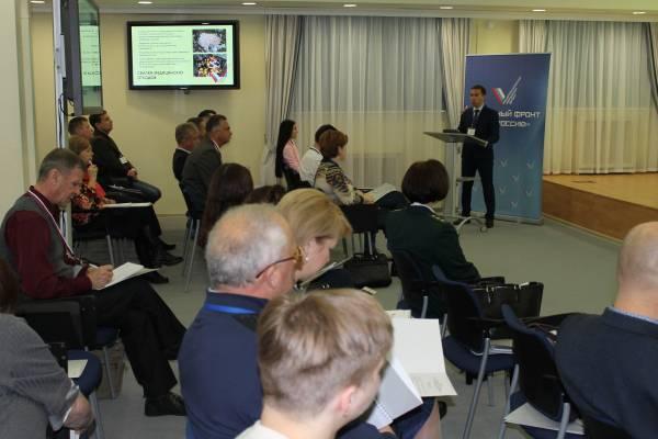 Кировский штаб ОНФ подготовил предложения для губернатора по итогам региональной конференции