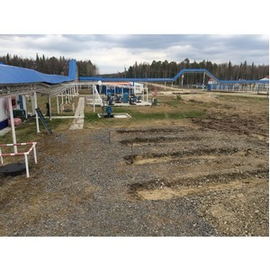 В Ханты-Мансийском филиале реконструируют производственные мощности для сдачи нефти