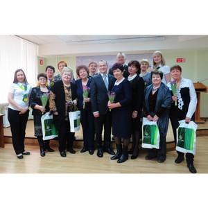 Белгородский филиал Россельхозбанка повышает финансовую грамотность пенсионеров
