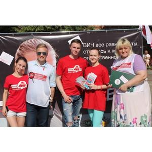 При поддержке ОМК в Выксе проходят мероприятия по профилактике ВИЧ среди молодежи