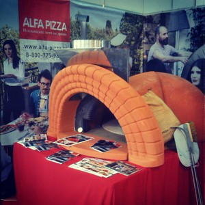 Компания Alfa Pizza — яркий дебют на ведущей выставке  «ПИР 2015»