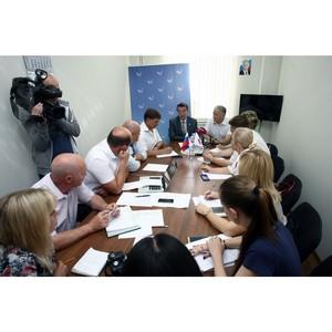 Активисты ОНФ в Мордовии подвели промежуточные итоги реализации проектов Народного фронта