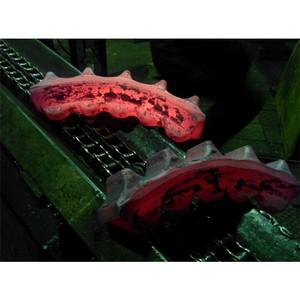 ОАО «ЧАЗ» начинает серийное производство 5-ти зубых сегментов ведущих колес