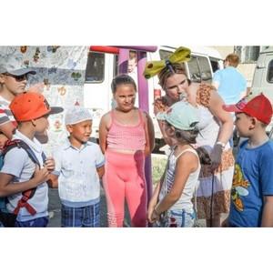 «Ростелеком» устроил для жителей Орска «Праздник двора»