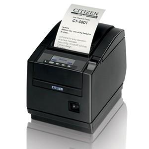 Citizen выпускает новую версию самых продаваемых чековых принтеров