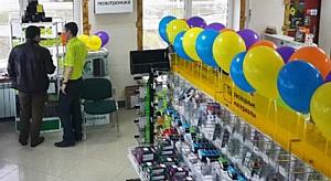 Федеральная сеть магазинов электроники Позитроника приветствует жителей г. Прохладный