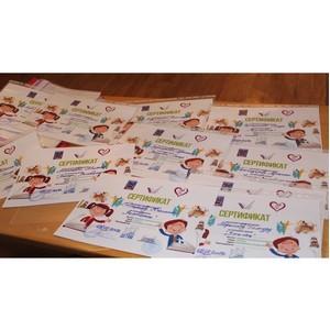ОНФ в Кабардино-Балкарии продолжает реализацию проекта «Равные возможности – детям»