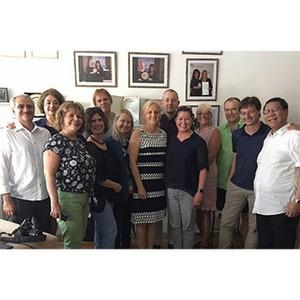 Елена Фадеева приняла участие в заседании глобального совета директоров IPRA