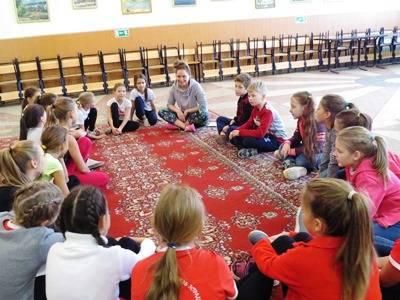 «РуссНефть» поддержала проект «Арт-экспромт» для одарённых детей Саратова