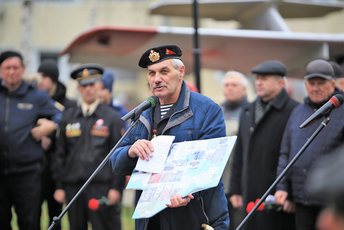 В Нижегородской области почтили память Героя СССР Л.И. Новожилова