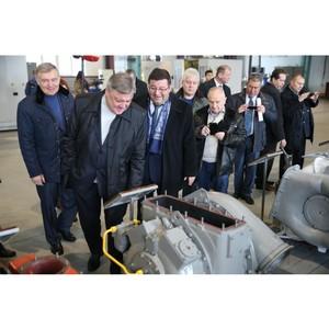 Делегация НП «ОПЖТ» посетила промышленные предприятия Пензенской области
