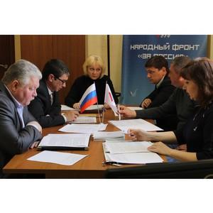 Костромские активисты ОНФ обсудили проблемы, озвученные на Межрегиональной экологической конференции