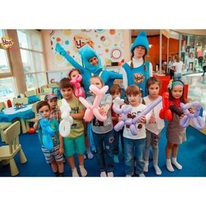 Клуб «Ура»: неделя лучших мастер-классов для детей в ТРЦ «Аура»