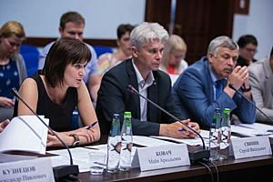 Заседание Совета по профессиональным квалификациям в машиностроении в «Рособоронэкспорте»