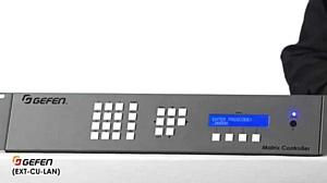 KVM-контроллер Gefen с режимом «виртуальной» матрицы