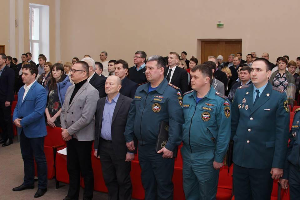 Новочебоксарская ТЭЦ-3 «Т Плюс» отмечена наградой за достигнутые результаты в области ГО и ЧС