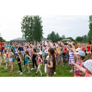 Летняя оздоровительная кампания для детей калининцев
