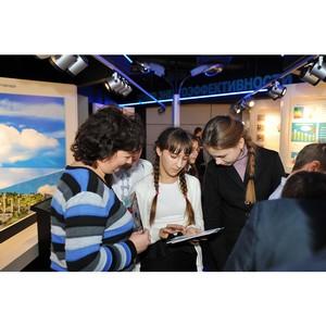 Сотрудники Белгородэнерго рассказали детям об энергосбережении