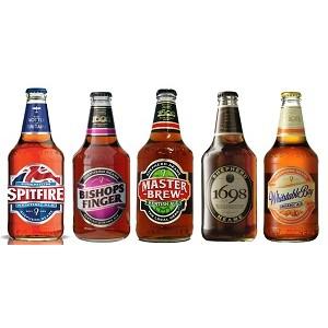 SVAM Group расширяет ассортимент английского пива