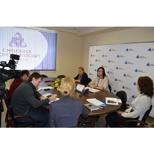 «СмоленскАтомЭнергоСбыт» проводит встречи со старшими по домам ОАО «Жилищник»