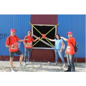Команда «Молодежки ОНФ» выявила крупный недостроенный объект в Воронеже