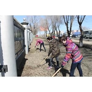 Оренбургская команда «Молодежки ОНФ» приняла участие во всероссийской акции «Космос наш!»