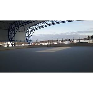ОНФ в Югре выяснил, что новая ледовая арена в Горноправдинске требует доработки