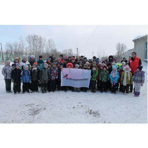 Кузбасские активисты ОНФ организовали «зарядку с чемпионом» для школьников Топкинского района