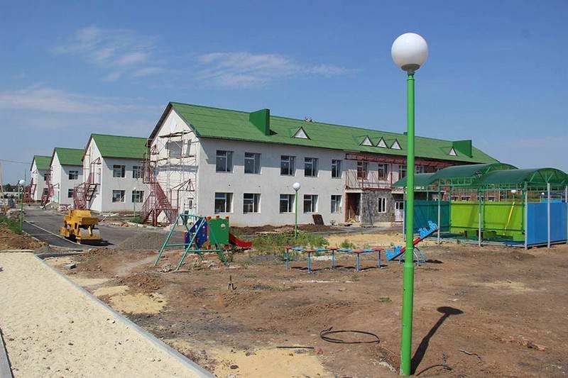 Около 1,5 млрд рублей получил Миллеровский район от области и Федерации за 4 года