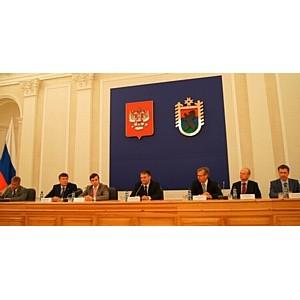 РКС, Правительство РК и администрация Петрозаводска подписали соглашения
