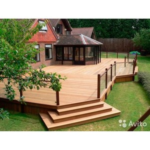 Строительство дачи, террасы, пристройки к дому