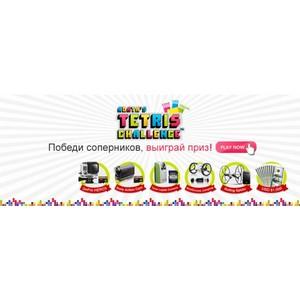 Веселый турнир Tetris Challenge от Adata