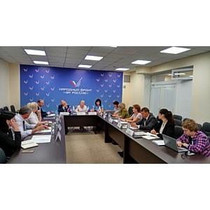 ОНФ в Ленинградской области провел в Сиверском детдоме акцию «Дари добро»
