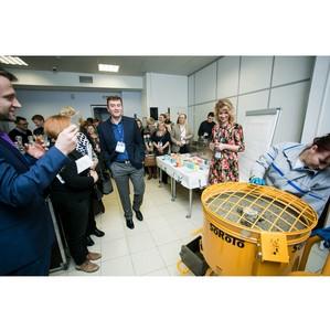 Наука в массы: день открытых дверей для ТЦ «Тест-Бетон»
